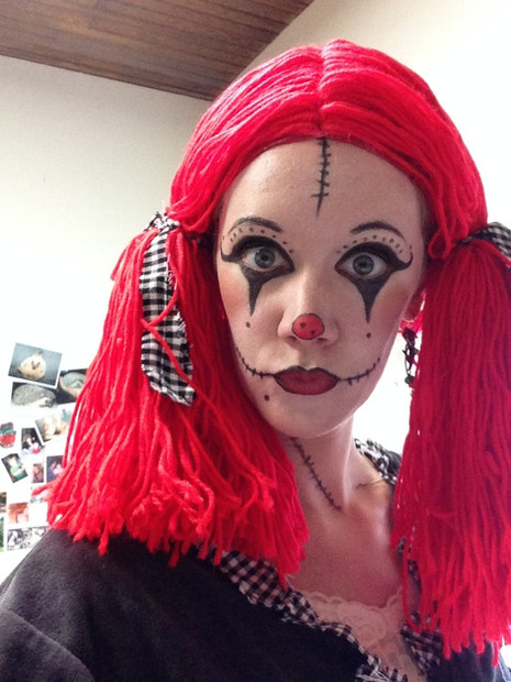 Halloween: Rag Doll
