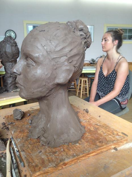 Bust Sculpting Workshop