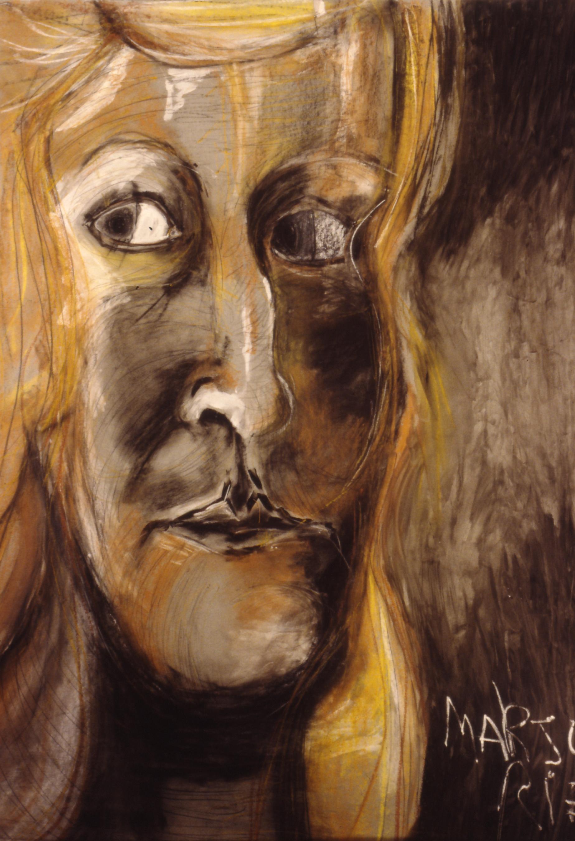 Autoportrait 1996
