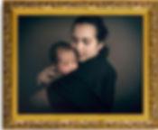Framed Calssic Family Portraits