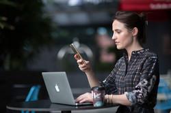 Corporate headshots Lifestyle on locatio