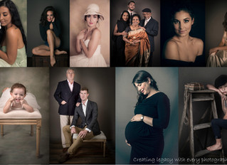 Why to have professional family portraits?