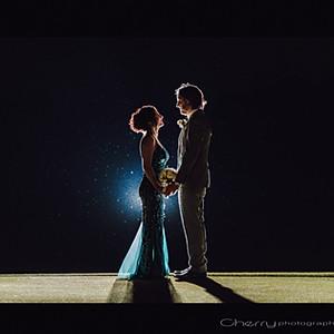 Michael & Nazia