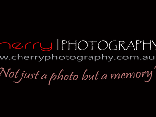 Cherry Photography has arrived!
