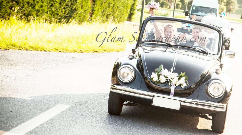 auto sposi