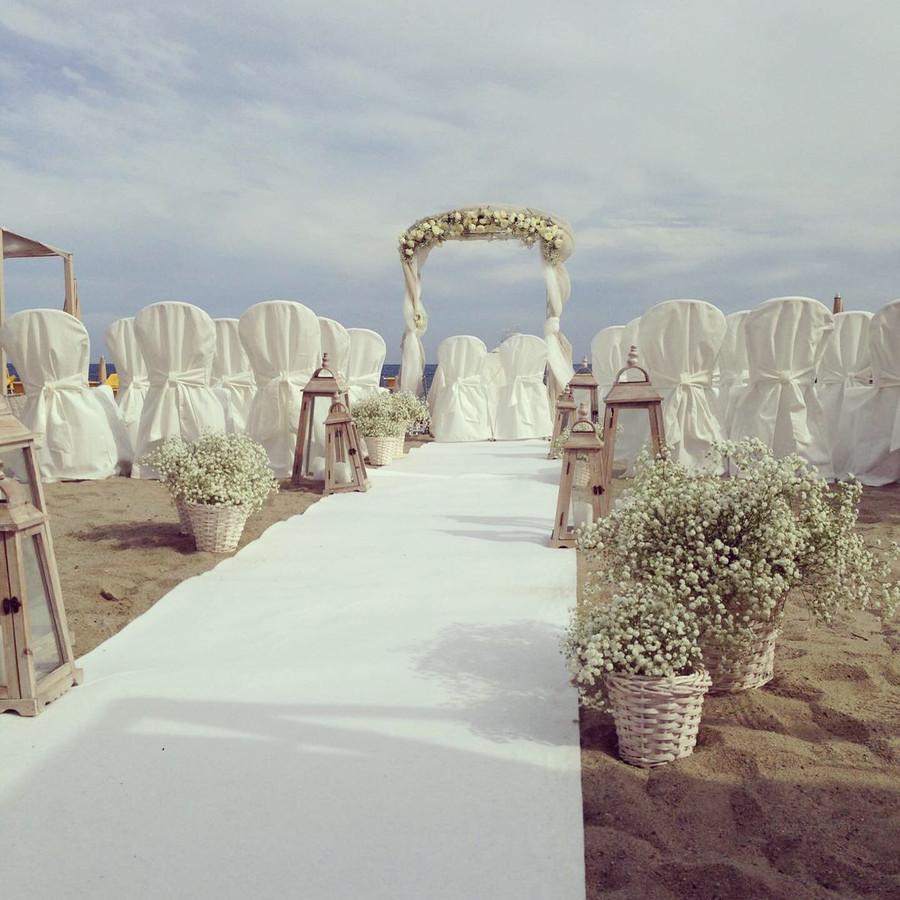 Cerimonia civile in spiaggia