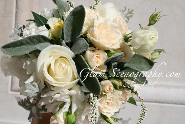 bouquet con salvia