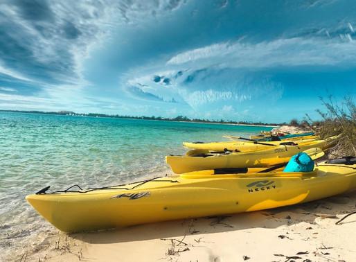 How to Color Your Winter Calendar Turks & Caicos Blue