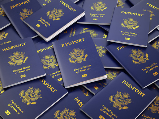 Five Things You Need to Know About Your Passport