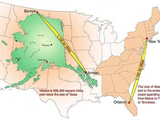 ALASKA...In Three Parts - Part 3: Expeditions!