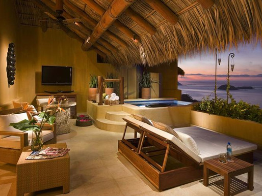 Five Top Spa Resorts Where You Don't Expect Them
