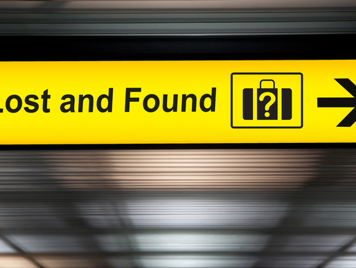 Lost & Found: What To Do If You Leave Something in a Plane or Airport