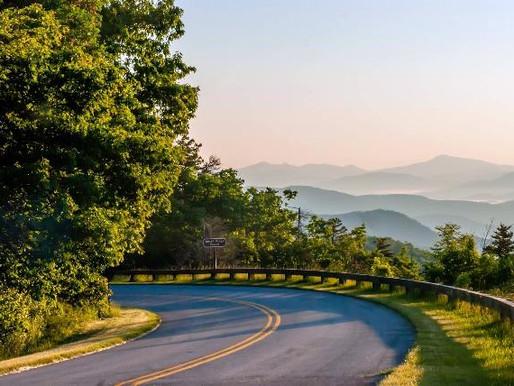 Bourbon, Bluegrass and Blue Ridge Mountains