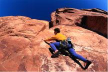 McNair climber