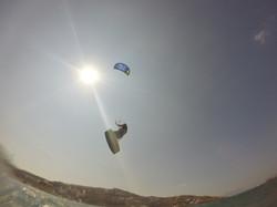 Kite jump