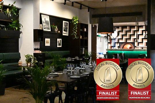 Crento Italian Restaurant Photo Wall Pizza Oven 20202021finalist.JPG