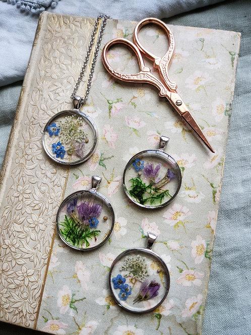 Garden of Faith Necklace