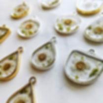 🌿NEW wildflower pendants just hit my we