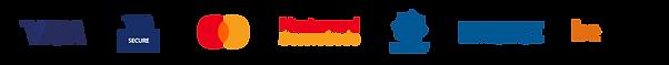 Лого для футера Цветные - на прозр фоне
