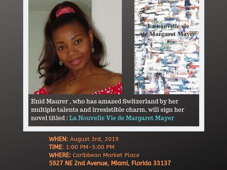 Enid Maurer Book Signing Event