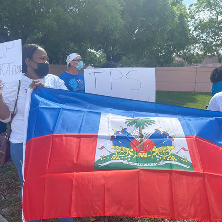 Family Action Network Movement Applauds The Biden Administration's Redesignation of TPS For Haiti