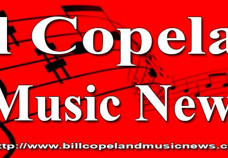 "Bill Copeland Music News review of ""The Trees Beyond the Town"""