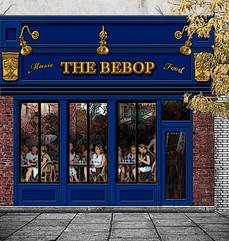 The BeBop, Boston MA
