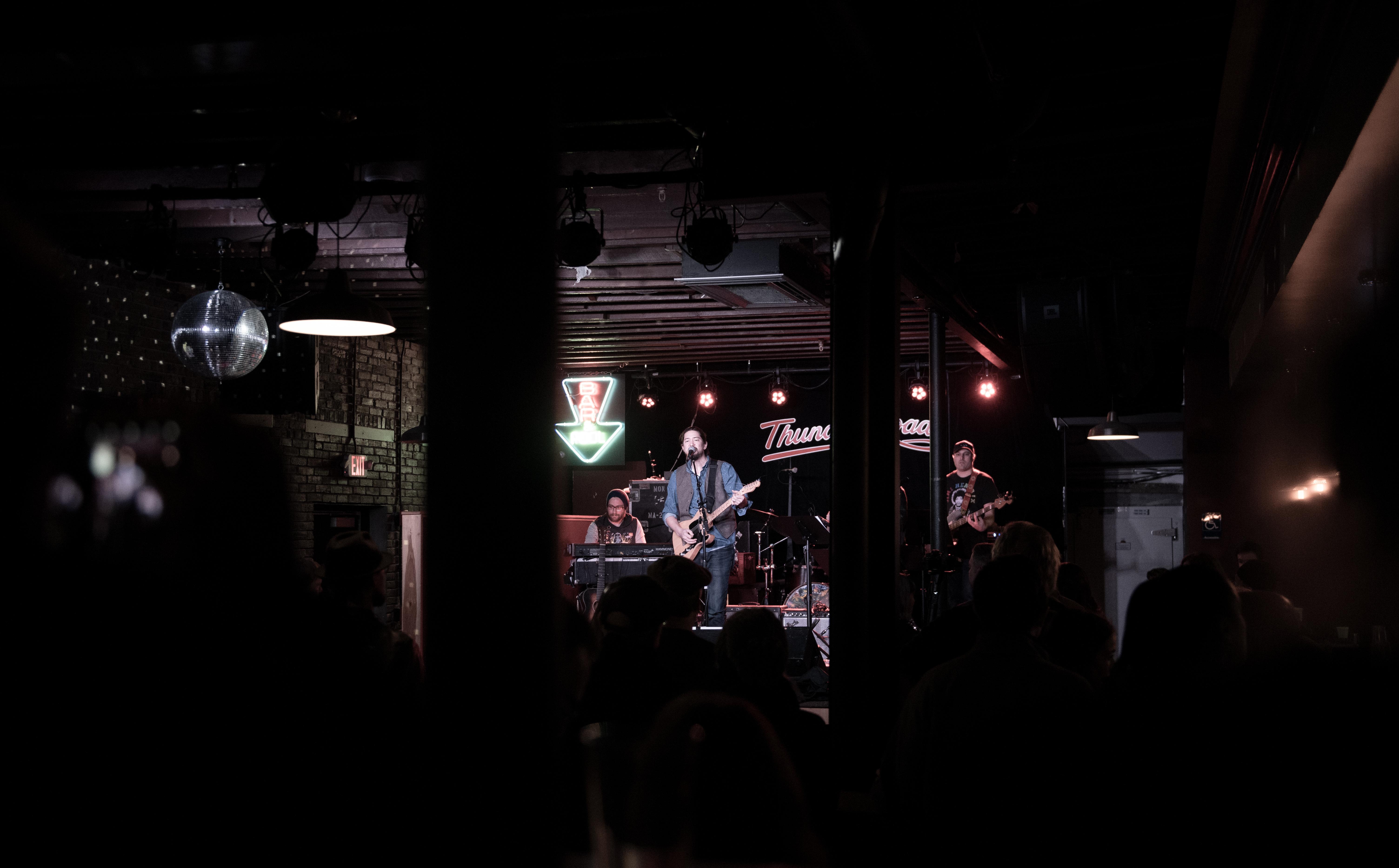 Jay Psaros Band TR