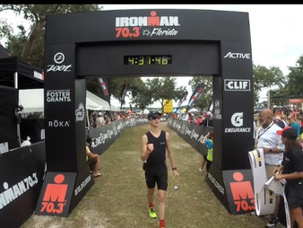 Bryan Mooney Qualifies for the Ironman 70.3 World Championship in South Africa
