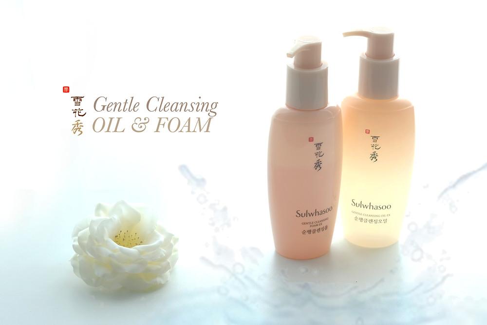 Rửa mặt sạch bảo vệ da cùng Sulwhasoo
