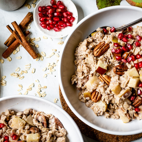 Những lợi ích tuyệt vời khi ăn yến mạch thường xuyên