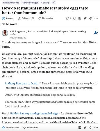 Quora platform