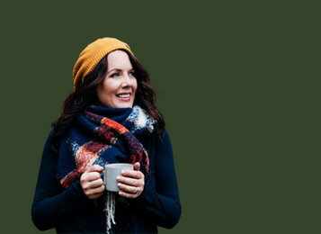 Ep. 4.10 Calm Your Holidays with Beth Kempton