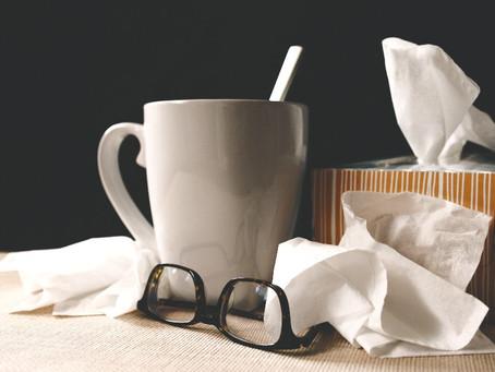 Cold Season Remedies + Soup Recipe!