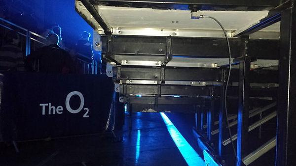 O2 Arena acoustics