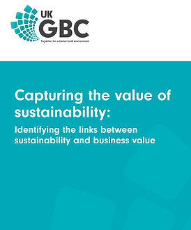 Toolkit - UKGBC capturing the value of s