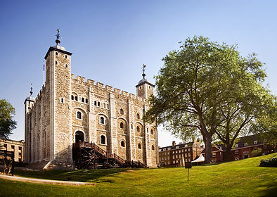 Tower of London - Part of the Historic R