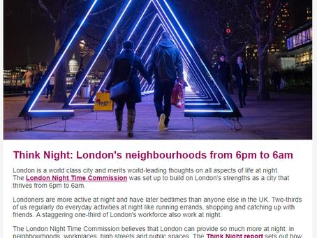London : Think Night - Sleep Tight  ?