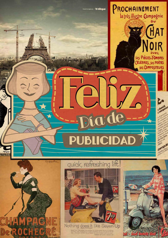 Día Mundial de la PUBLICIDAD...!