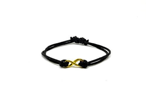 Gold Infinity - Black
