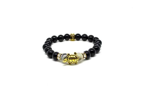 Gold Longevity - Black