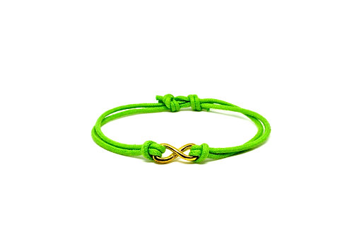 Gold Infinity - Green