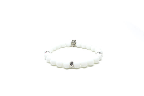 Trinity - Silver (White)