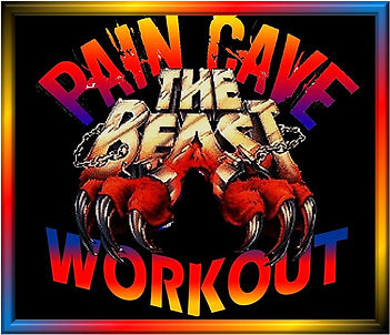 Pain Cave Workout - The BEAST.JPG