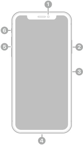 замена экрана iphone x москва