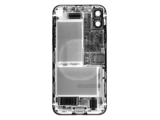 замена стекла iphone x москва
