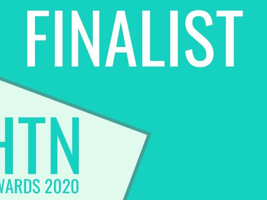 PEP Health shortlisted in two categories in the 2020 Health Tech News (HTN) Awards