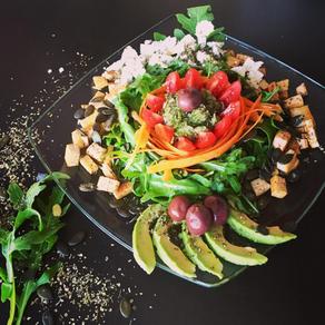Rucola & Co. Salat