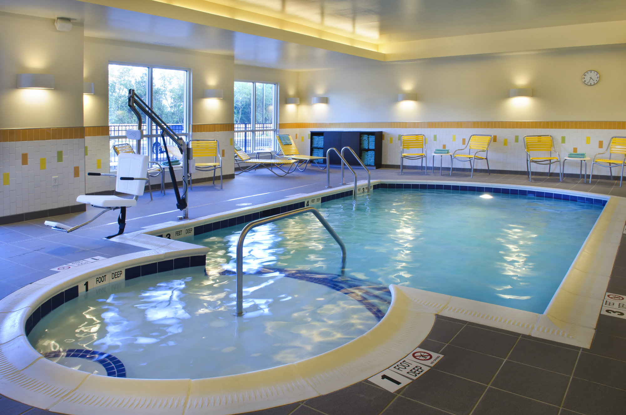 Family Fun Indoor Pools at Hotels