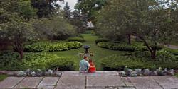 Historical Society Gardens
